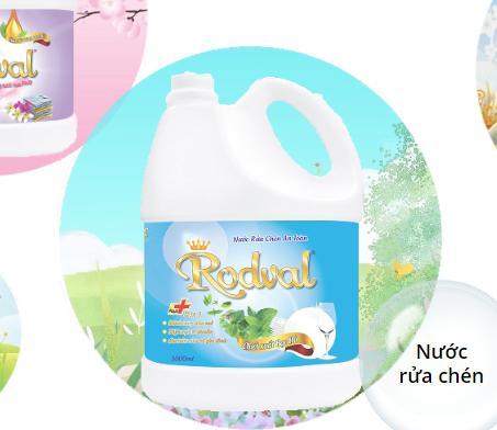 nước rửa chén hữu cơ an toàn