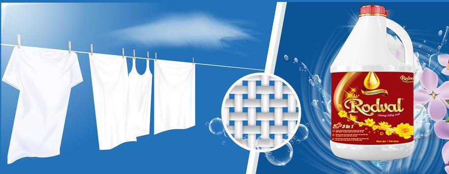 nước giặt hương tự nhiên