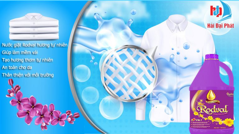 nước giặt hữu cơ nào tốt